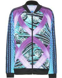 Mary Katrantzou Print Bomber Jacket - Lyst