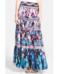Jean Paul Gaultier Convertible Tiered Midi Dress - Lyst