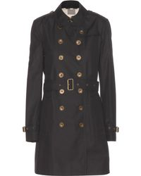 Burberry Brit Crombrook Trench Coat - Lyst