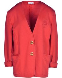 Hermès Blazer - Red