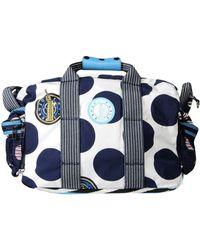 KENZO Travel & Duffel Bag - Blue