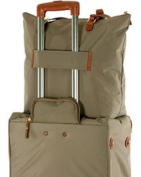 Bric's X-bag Large Nylon Tote Bag - Purple
