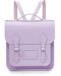 Cambridge Satchel Company - Small Portrait Backpack - Lyst