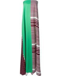 Maison Rabih Kayrouz Sleeveless Maxi Dress - Lyst