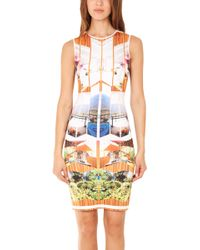 Clover Canyon Room With A View Dress - Lyst
