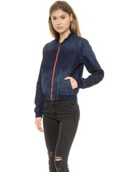 Rag & Bone The Bomber Jacket  Charing - Lyst