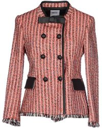 Moschino Cheap & Chic Blazer pink - Lyst