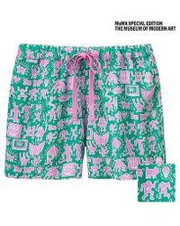 Uniqlo Sprz Ny Relaco Shorts (Keith Haring) - Lyst