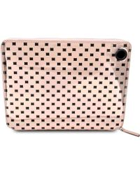 Marc By Marc Jacobs Techno Block Tablet Case - Pink