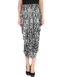 Manish Arora 3/4 Length Skirt - Lyst