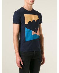 Burberry Brit Printed T-Shirt - Lyst