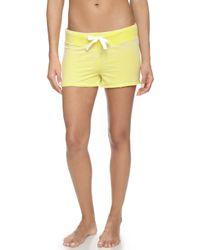 Honeydew Intimates - Undrest Lounge Shorts - Cactus - Lyst