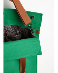 Nila Anthony - Camp Director Tote In Grass - Lyst