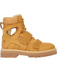 Hood By Air - avalanche Boots - Lyst