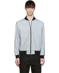Surface To Air Silver Fraizer Jacket - Lyst