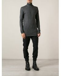 Silent - Damir Doma - Long Sleeve T-Shirt - Lyst