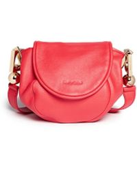 See By Chloé 'Lena Small Leather Crossbody Bag pink - Lyst