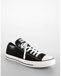 Converse Chuck Taylor Core Captoe Canvas Sneakers - Lyst