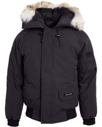 Canada Goose Chilliwack Duck-down Bomber Jacket - Lyst