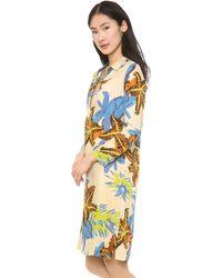 Antik Batik Alizee Djellabah Dress - Lyst