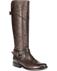 Frye Womens Phillip Riding Boots - Lyst