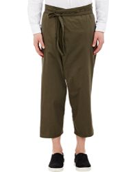 Engineered Garments Fisherman Pants - Lyst