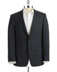 DKNY Skinny Two-Button Suit Jacket - Lyst