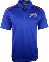 Nike Mens Buffalo Bills Dri-fit Polo - Lyst