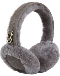 UGG - Classic Double Shearling Ear Muffs - Lyst