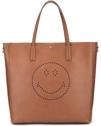 Anya Hindmarch   Ebury Featherweight Small Tote   Lyst