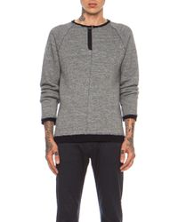 Barena Venezia Mens Crewneck Sweatshirt - Lyst