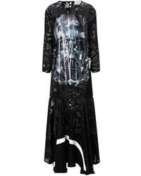 Preen  Darth Vader Ewa Dress - Lyst