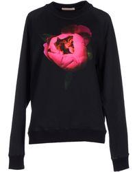 Christopher Kane Sweatshirt black - Lyst