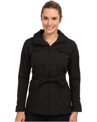 The North Face Black K Jacket - Lyst