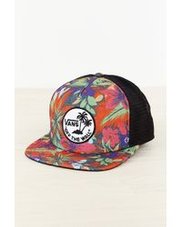 Vans Surf Patch Trucker Hat - Lyst