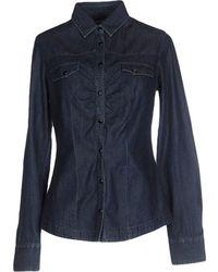 Fred Mello Denim Shirt - Blue