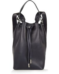 Iris & Ink | Camden Leather Backpack | Lyst