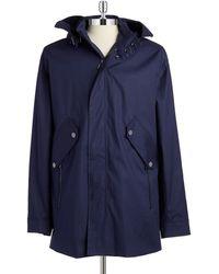 Michael Kors Cotton Anorak Jacket - Lyst