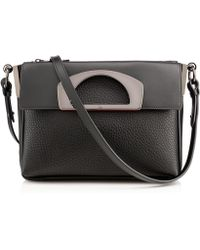 Christian Louboutin Black Passage Messenger - Lyst
