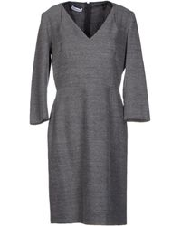 Costume National Short Dress - Lyst