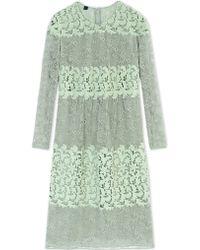 Burberry Prorsum | 3/4 Length Dress | Lyst