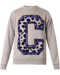 Être Cécile Cheetah C-print Sweatshirt - Lyst