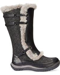 Jambu - Women's Arctic Faux-fur Cold Weather Boots - Lyst