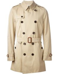 Burberry 'Britton' Heritage Trench Coat - Lyst