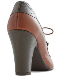 Miz Mooz - Fit For The Forest Heel - Lyst