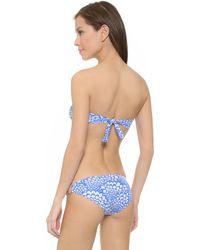 Melissa Odabash - Evita Bikini - Fan Blue - Lyst