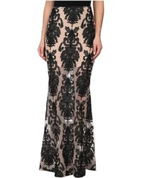 For Love And Lemons Ethereal Maxi Skirt - Lyst