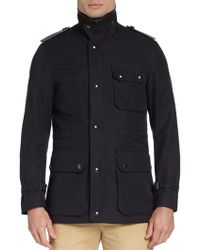 Burberry London Tamworth Twopiece Vest  Jacket Combo - Lyst