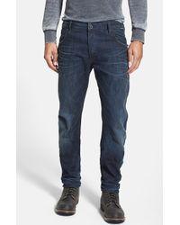 G-Star RAW Men'S 'Arc 3D' Slim Fit Jeans - Lyst