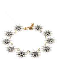 J.Crew Lulu Frost Radiant Necklace - Lyst